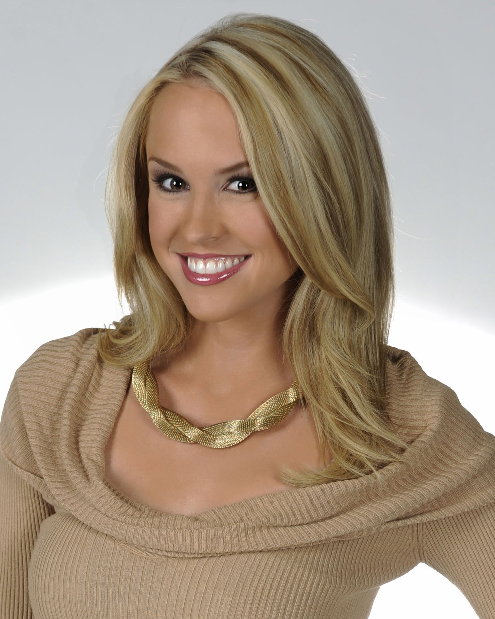 An American television personality and a news anchor Lauren Thompson