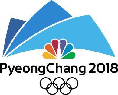 2018 PyeongChang Olympics