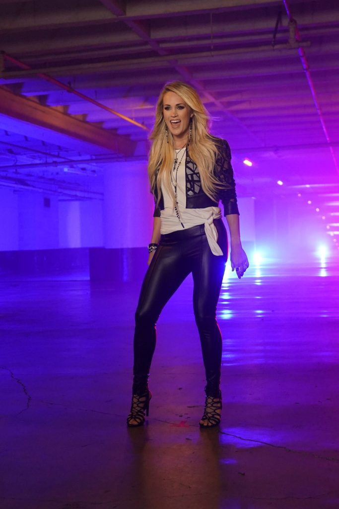 Nfl Stars To Join Carrie Underwood In New Show Open For