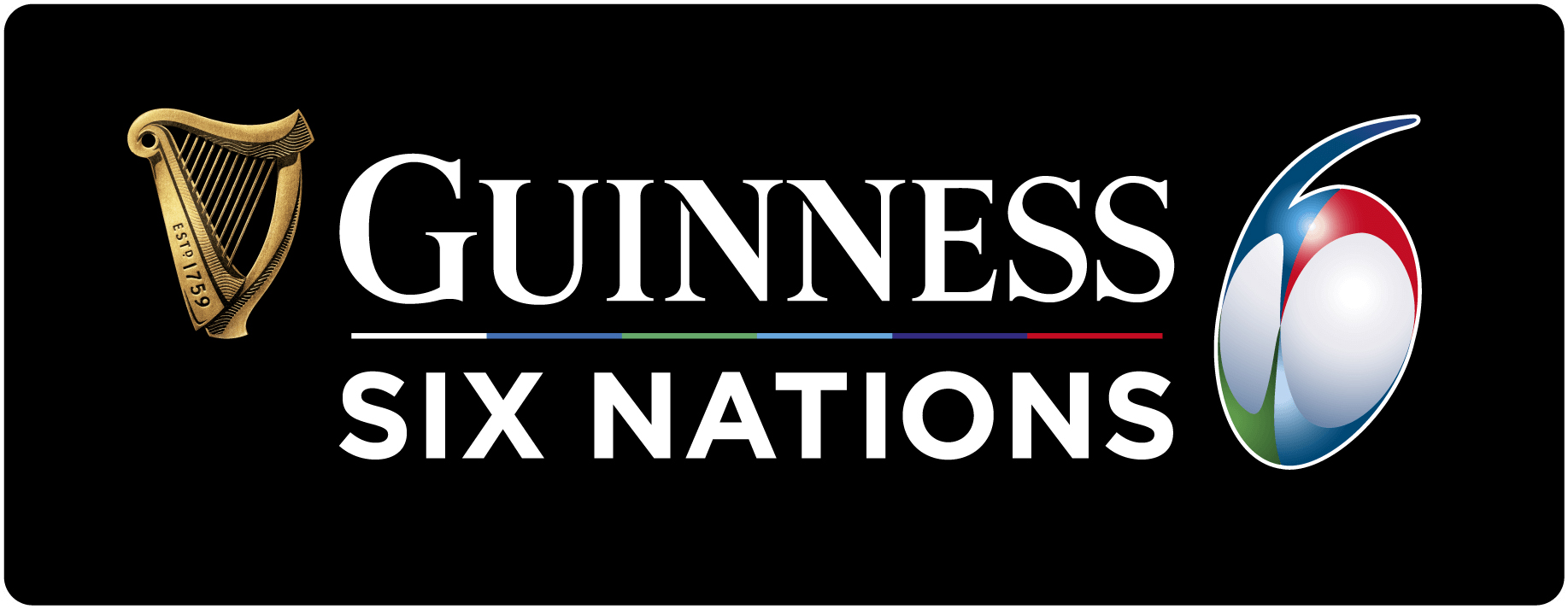 nbc sports presents round two of 2021 guinness six nations championship rugby this weekend  with