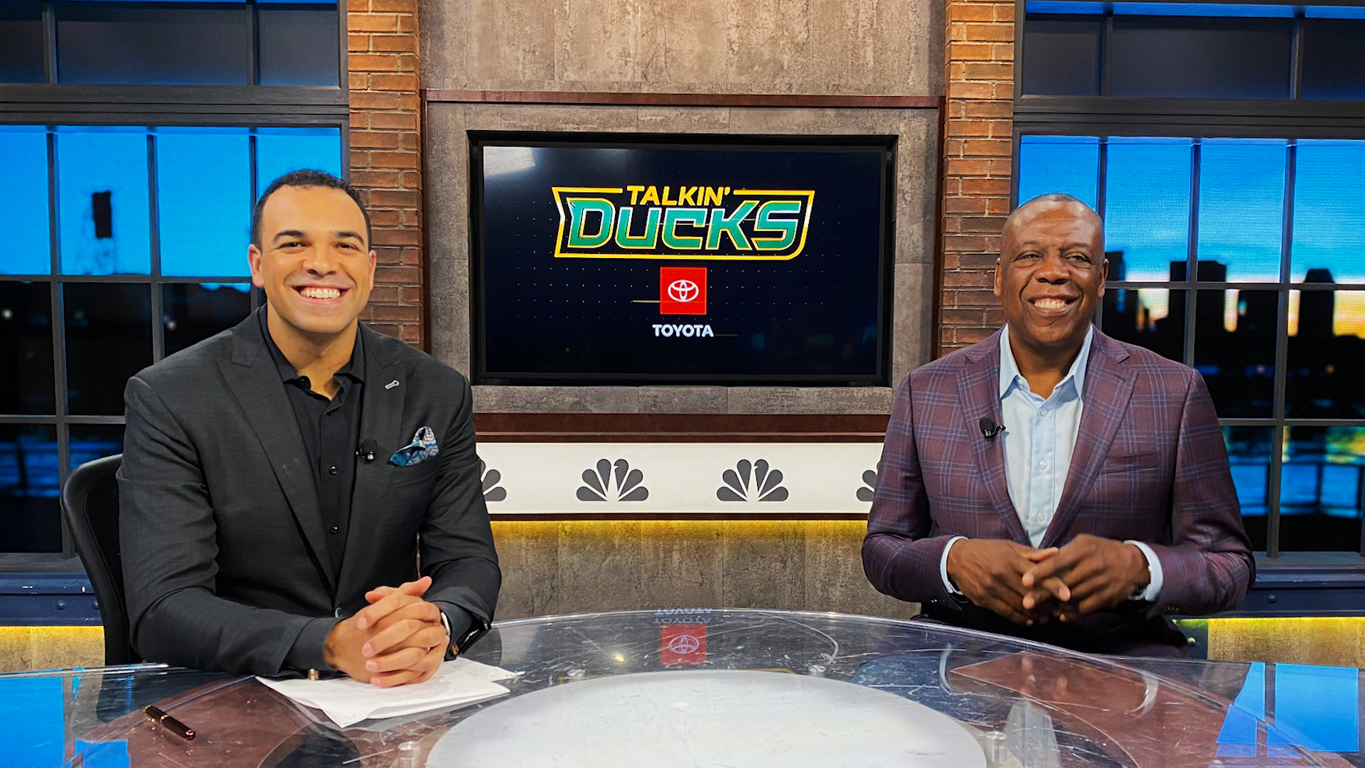 Nbc Sports Northwest Features Father Son Duo Talkin