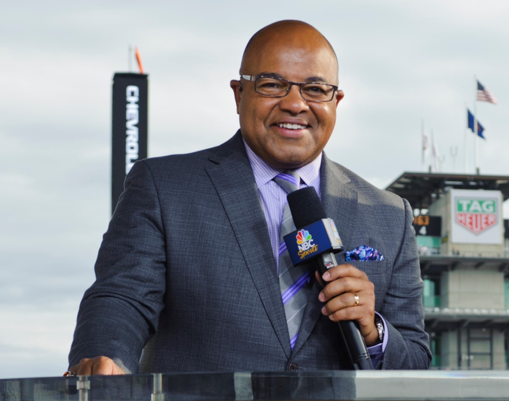 MIKE TIRICO TO ANCHOR NASCAR/INDYCAR CROSSOVER WEEKEND COVERAGE FROM  INDIANAPOLIS JULY 4-5 ON NBC - NBC Sports PressboxNBC Sports Pressbox